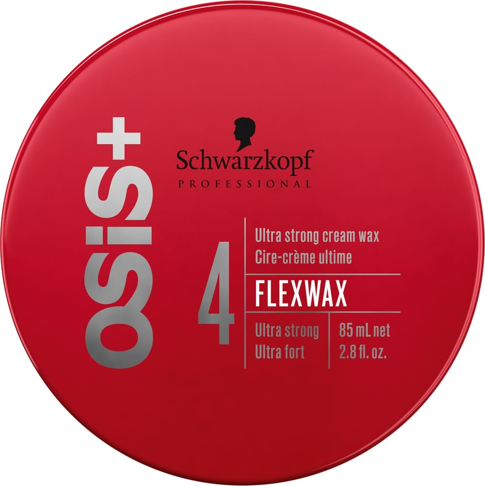 Schwarzkopf Osis Flexwax Ultra Strong Cream Wax 85ml