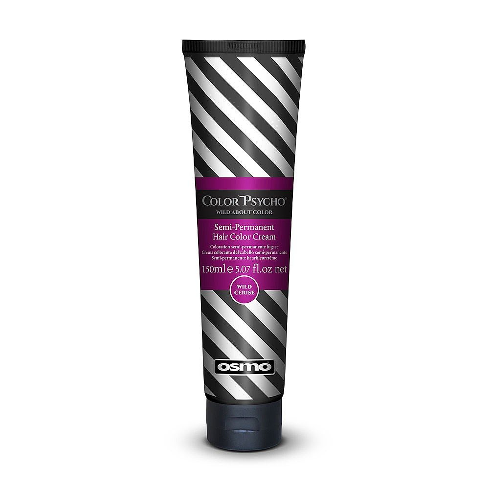 Color Psycho Semi–Permanent Hair Color - Wild Cerise
