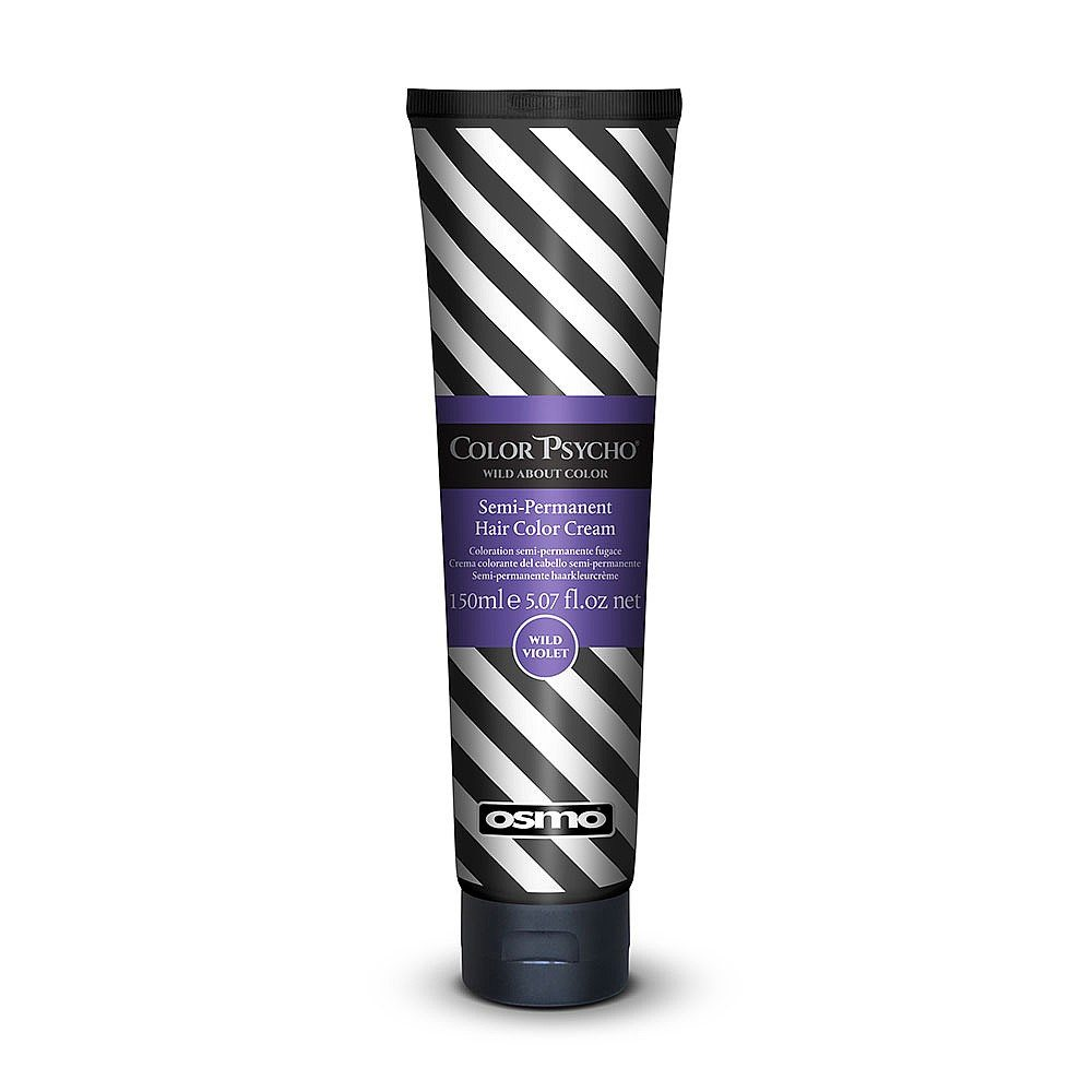 Color Psycho Semi–Permanent Hair Color - Wild Violet