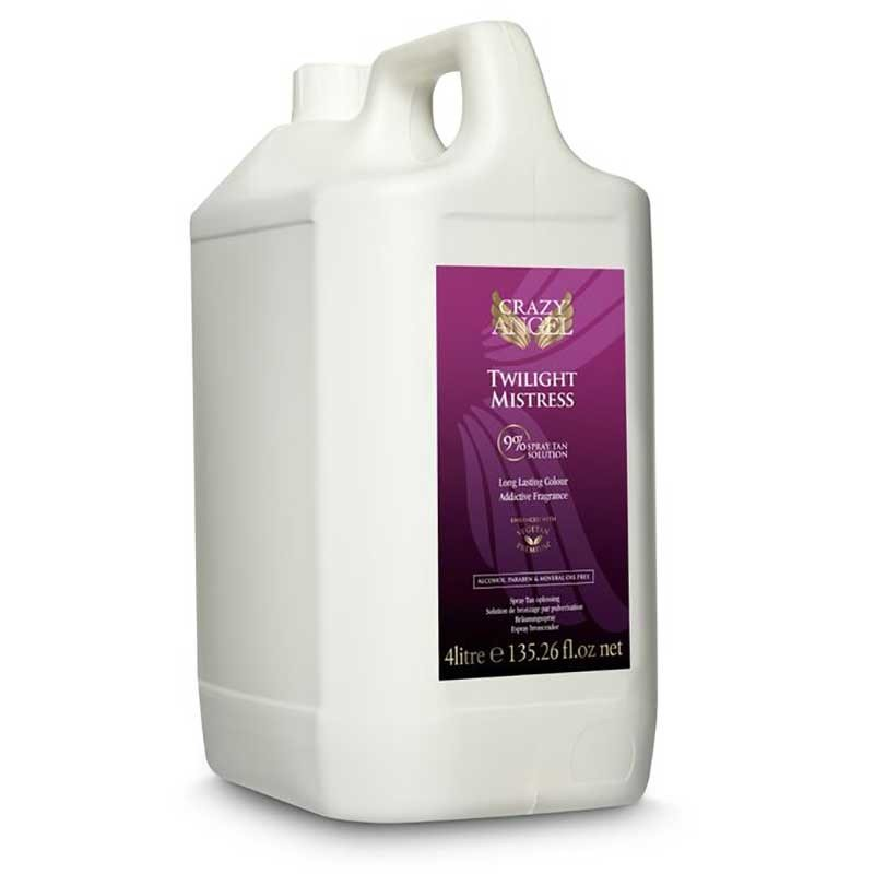 Twilight Mistress Salon Spray 9% DHA 4 Litre