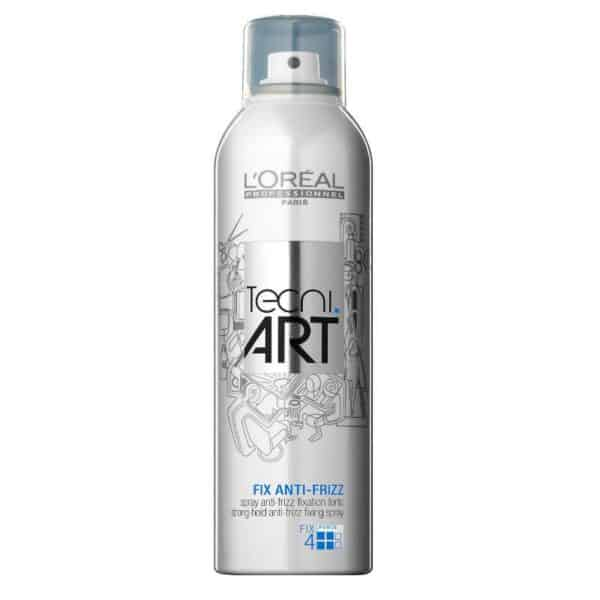 L'Oreal Techni Art Fix Anti-Frizz Spray 250ml