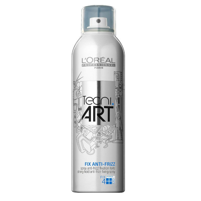 L'Oreal Techni Art Fix Anti-Frizz Spray 250ml