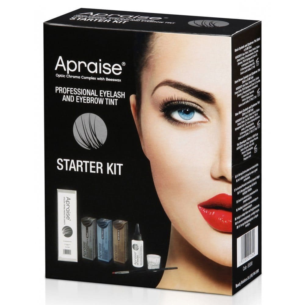 Apraise Eyelash and Eyebrow Tint - Starter Kit