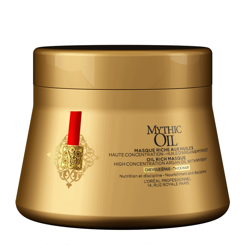 L`oreal Professional Mythic Oil Masque for Thick Hair 500ml