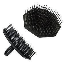 Scalp Hair   Head Massager Brush Black