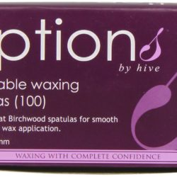 Hive Options Disposable Waxing Spatulas (Pack of 100)