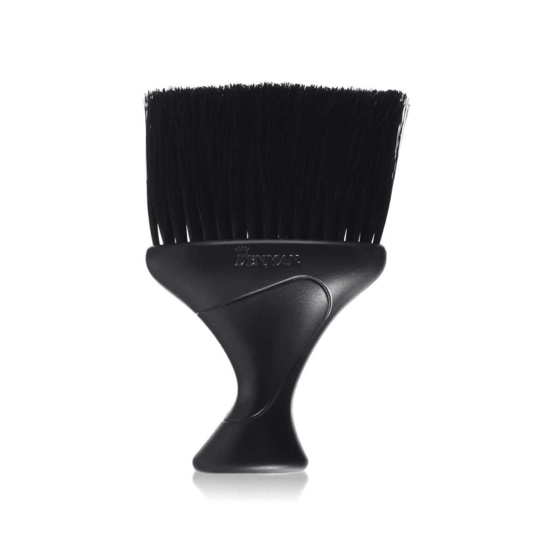Denman Neck Duster Black