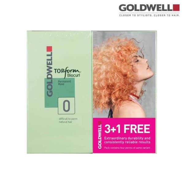 Goldwell BioCurl Perm 0 Pack of 3