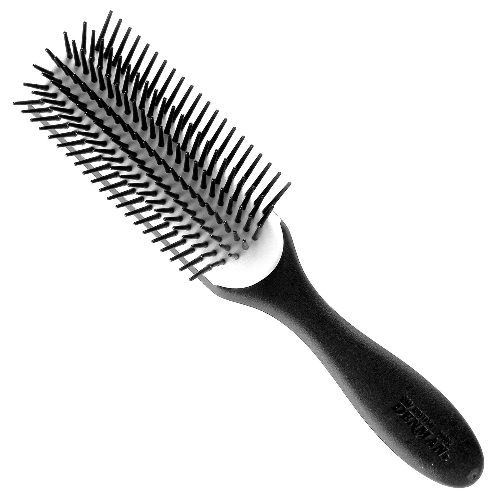 Denman D3N Noir Medium 7 Rows Black Styling Brush