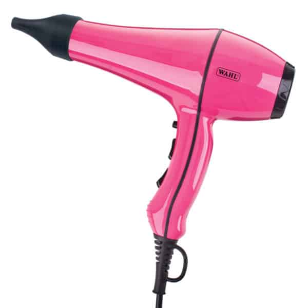 Wahl 2000w Hair Dryer Pink