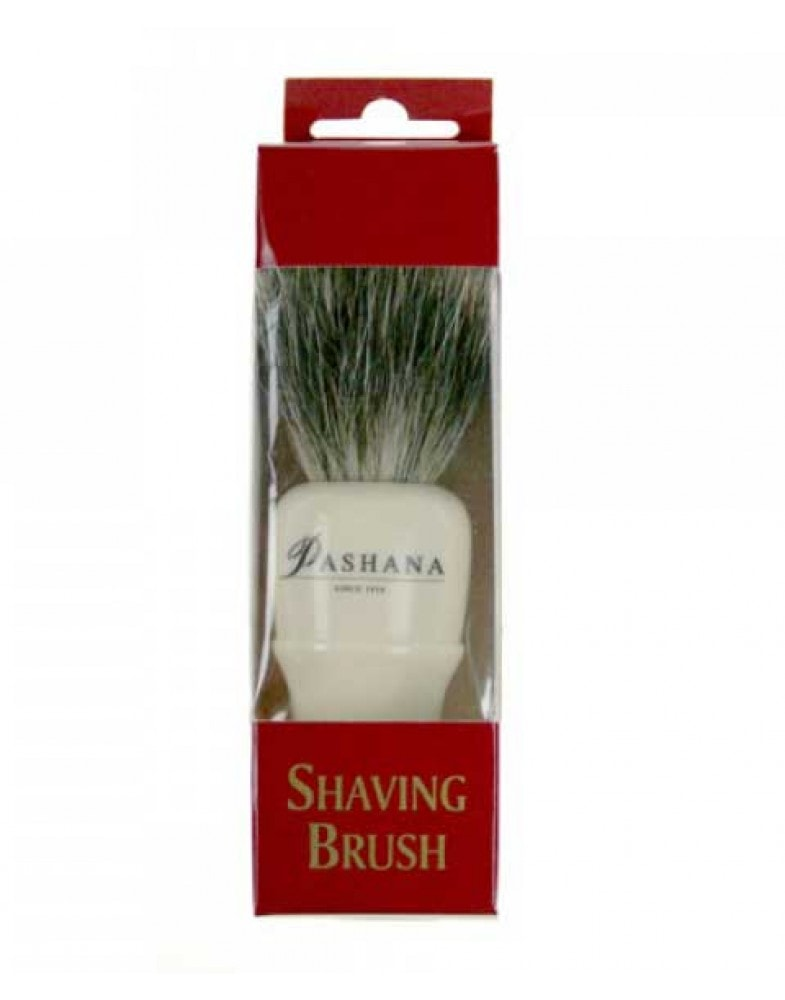 Denman Pashana No5 Pure Bristle Shaving Brush Mens