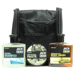 Jack Dean Travel Gift Set