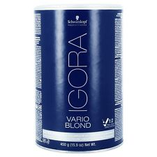 Schwarzkopf Igora Vario Blond Plus Dust Free White Bleach 450g