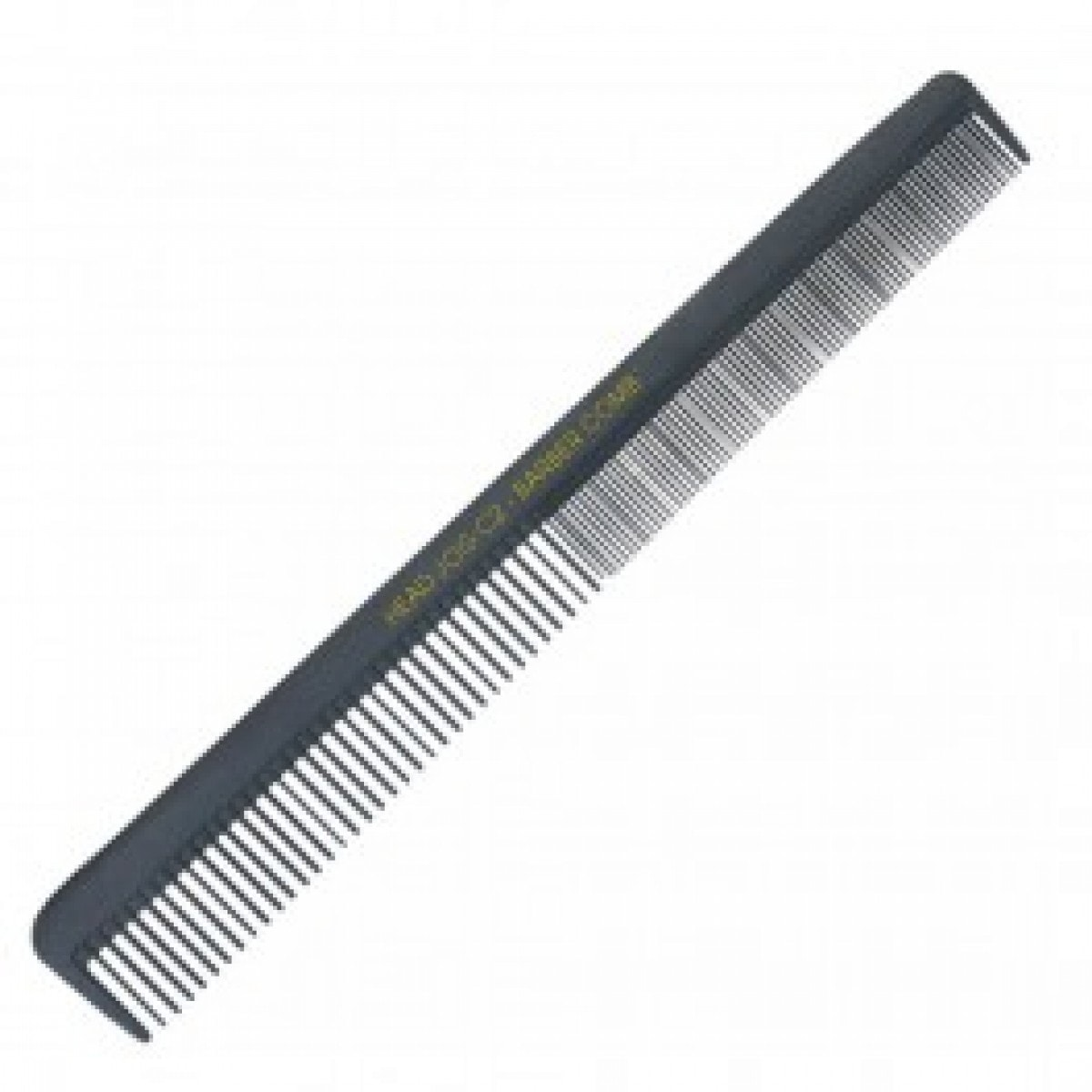 Head Jog Barber Comb C2 Black