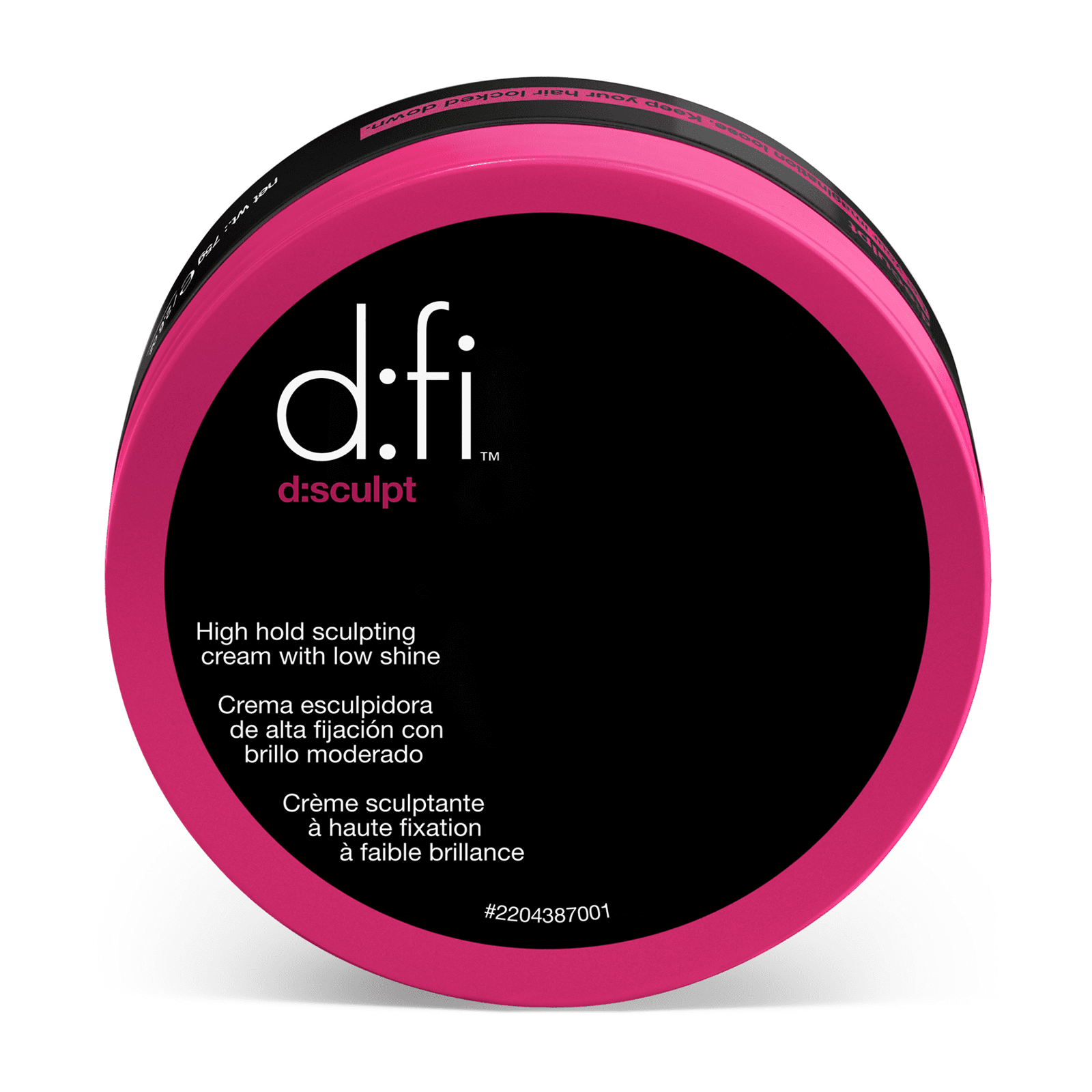 d:fi sculpt High Hold Low Shine Hair Sculptor 75g