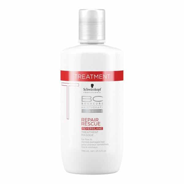 Schwarzkopf BC Boncacure Hairtherapy - Repair Rescue Treatment 750ml