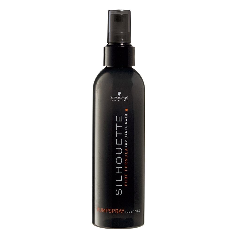 Schwarzkopf Silhouette Pump Spray Super Hold 200ml