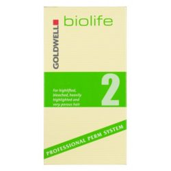Goldwell Biolife Perming 2 - Bleached Hair