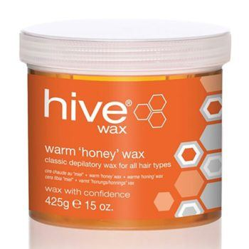 Options by Hive Warm Honey Wax 425g