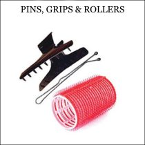 Pins, Grips & clips