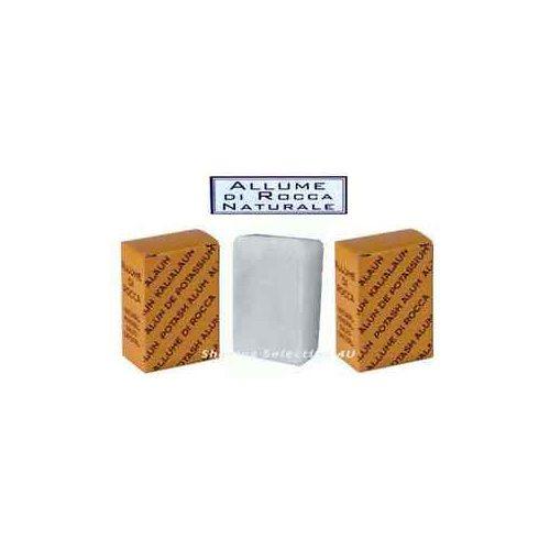 Allume Di Rocca Natural Mineral Salt Crystal Block Post Shave Remedy