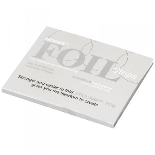 Procare Aluminium Foil Strips 125mm x 100mm