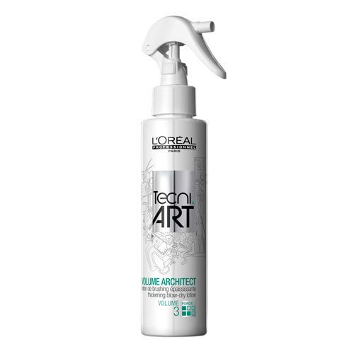 L'Oreal Techni Art Volume Architect Blow-Dry Lotion 125ml