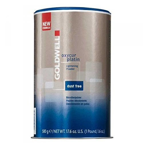 Goldwell Oxycur Platin Powder Bleach Dust Free 500g