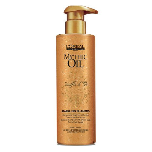 L'Oreal Mythic Oil Souffle d'Or Sparkiling Shampoo 250ml