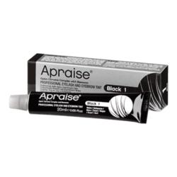 Apraise Eyelash/Eyebrow Tint - 1 Black 20ml