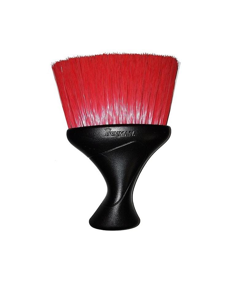 Denman Neck Brush Red