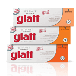 Schwarzkopf Glatt Chemical Hair Straightener - 2