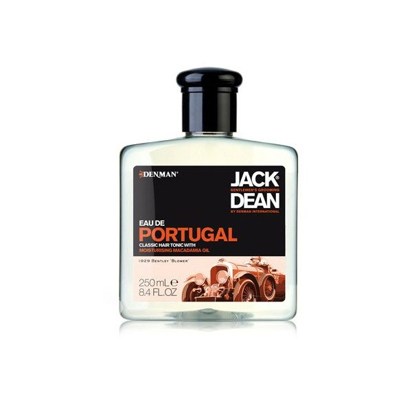 Denman Jack Dean Eau De Portugal Hair Tonic 250ml