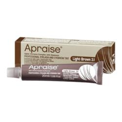 Apraise Eyelash/Eyebrow Tint - 3.1 Light Brown 20ml