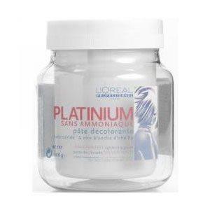 L'Oreal Platinium Ammonia free