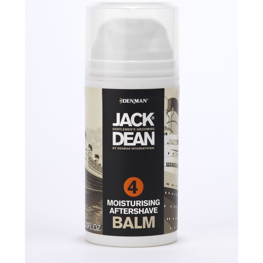 Denman Jack Dean Moisturising Aftershave Balm 90ml