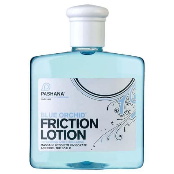 Pashana Blue Orchid Friction Lotion Refreshing & Stimulating 250ml