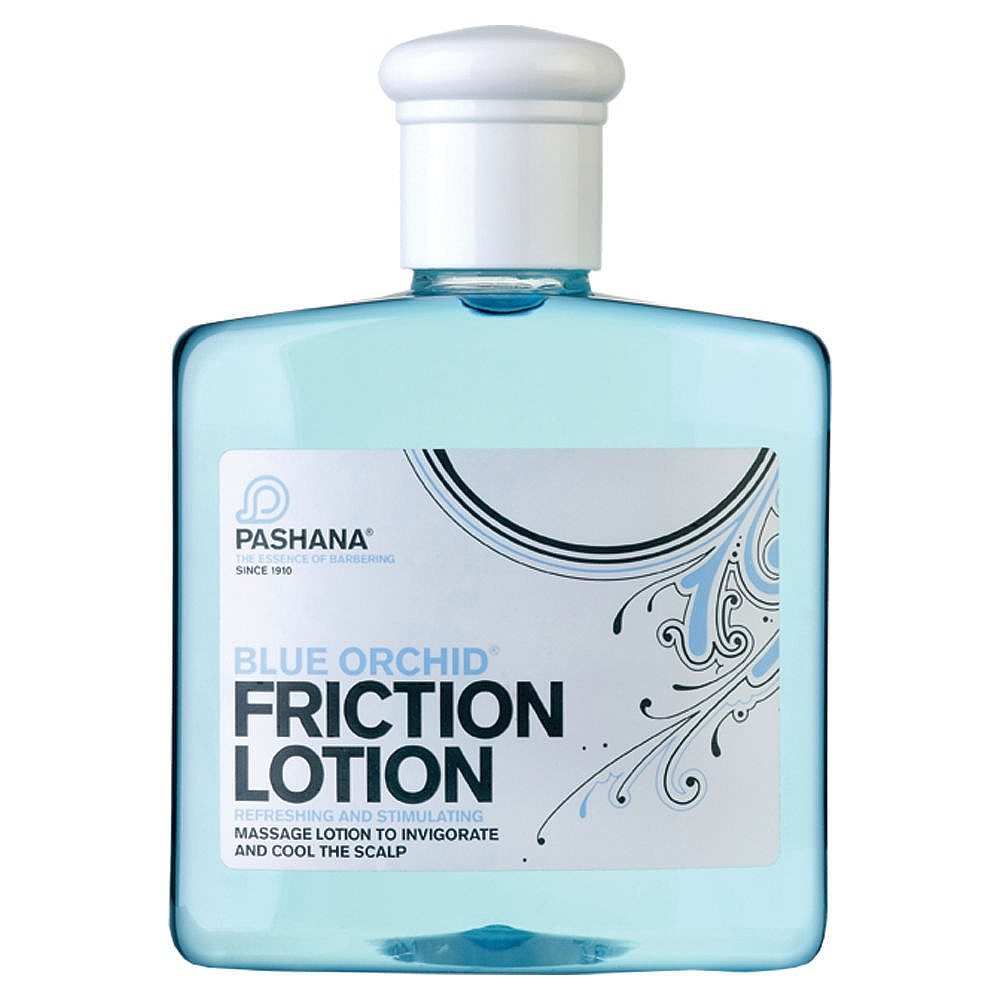 Pashana Blue Orchid Friction Lotion Refreshing & Stimulating 250ml