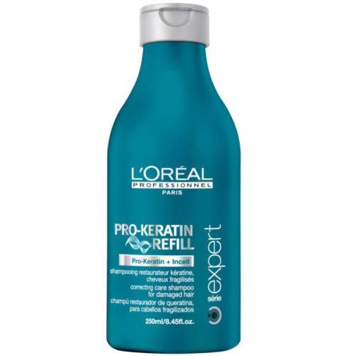L'Oreal Serie Expert Pro-Keratin Refill Shampoo 250ml