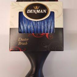 Denman Neck Brush Blue