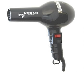 ETI Turbodryer 2000 - Black