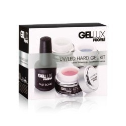 Gellux UV/LED Hard Gel Kit