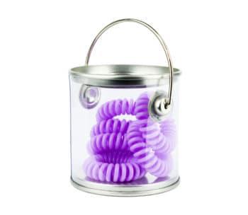 Agenda Bucket Of Bobbles Lilac (6)