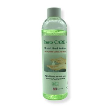 Hand Sanitiser Gel 70% Alcohol Content 250ml (Green)