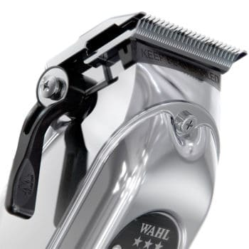 Wahl Cordless Magic Clip Clipper  Metal Edition