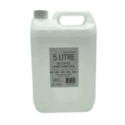 Panto Care Hand Sanitiser Gel 70% Alcohol Content 5000ml