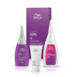 Wella Professionals CREATINE+ CURL Coloured and Sensitized Hair Kit