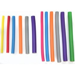 Hair Tools Bendy Rollers (10 Pack)