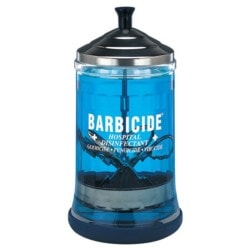 Barbicide Medium Disinfecting Jar 21 fl.oz / 621ml
