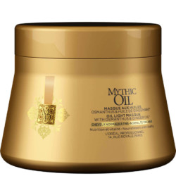 L'Oreal Mythic Oil Light Masque Normal to Fine Hair 200ml